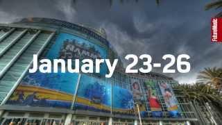NAMM 2014: Future Music NAMM show 2014 trailer