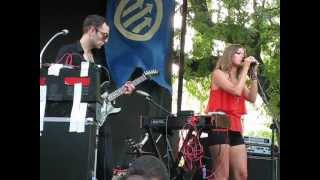 Chromatics - Lady - 2012 Pitchfork Music Festival