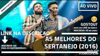 Sertanejo Universitario 2017