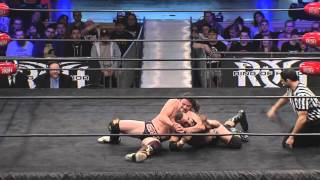 Ring of Honor: Will Ferrara vs. Brian Kendrick