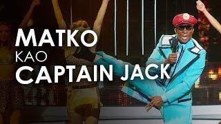 Matko Knešaurek kao Captain Jack - Iko Iko