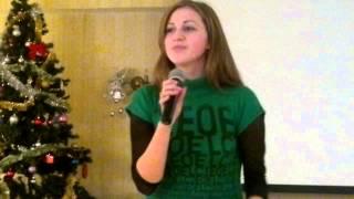 Ioana Pancu- Colind de Crăciun