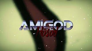 Amigod - Hősöd (Lyrics Video)