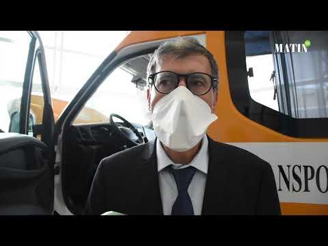 Video : Conseil préfectoral de Casablanca : Livraison de 25 bus pour le soutien du préscolaire