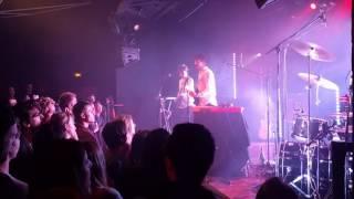 Roosevelt - Wait Up - Live @ Paris Badaboom 17-11-16