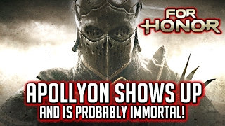 FOR HONOR ► Apollyon's First Cutscene