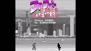 JoJo : Diamond is Unbreakable Opening 2 - Chase 8-bit NES Remix