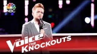 Jeffery Austin - Turning Tables (The Voice Knockout 2015)