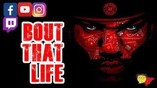 "B Dizz Da Rockstar- ""Bout That Life"" Instrumental (The Game, Lil Wayne, Eminem, Drake type beat)"