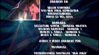 LA RIQUITOSA-EN VIVO DESDE Rio Aguacatan Huehuetenango.....Parte V