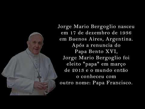 Bergoglio: Líder Religioso ou líder Político a serviço dos Globalistas!?