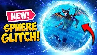 *NEW* INSANE ICE SPHERE TRICK! - Fortnite Funny Fails and WTF Moments! #444