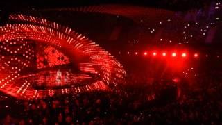 ISRAEL - 1st Dress Rehearsal Grand Final Eurovision 2015