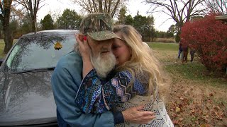 Daughter Reunites With Father 26 Years After Being Told He Was Dead