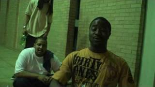 Banga and PG Skillet freestyle