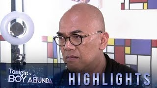 TWBA: Tito Boy Abunda emotionally talks about his mother