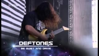 Deftones Be Quiet And Drive Live (HD/DVD)
