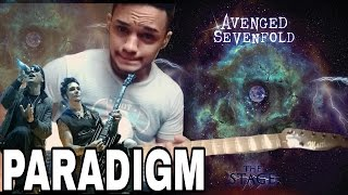 PARADIGM Solo(Avenged Sevenfold)cover NEW SONG 2016 NEW ALBUM STAGE(LESSON-videoaula IN DESCRIPTION)