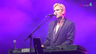 michael learns to rock ~ breaking my heart @ max pavilion, singapore 22.02.14