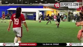 La Juve vs. United AKD Premier Academy Sccer League Semifinal