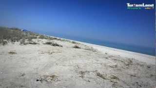 Plaja Vadu - Rezervatia Delta Dunarii - Plaja Virgina