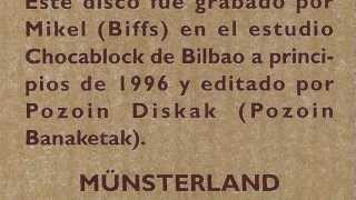 MÜNSTERLAND - Mascaras