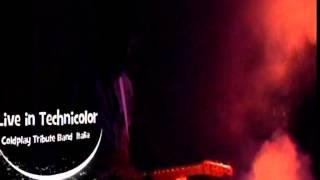 Coldplay Talk - LiVe in Technicolor - Coldplay Tribute Band Italia
