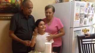 Happy birthday mima y Pipo