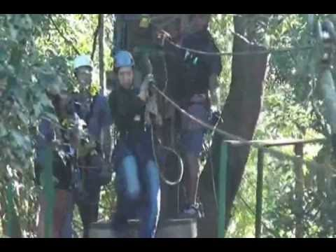 South Africa Zip Lining 1 of 2.wmv