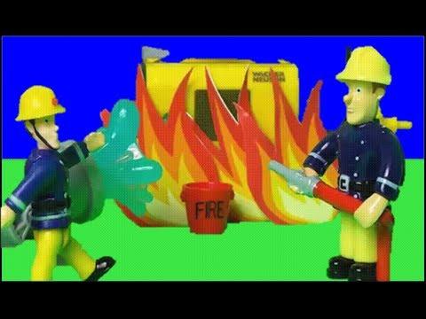 Feuerwehrmann / Fireman Sam New Episode - Norman Saves the Day !
