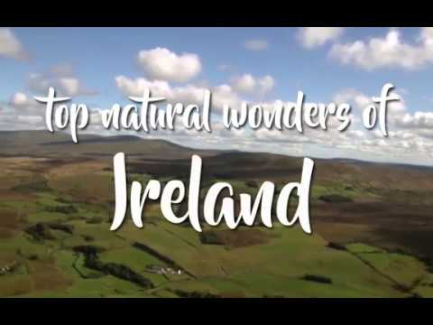 Top Natural Wonders of Ireland