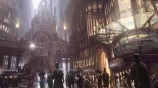 SteamPunk City Sound effect.