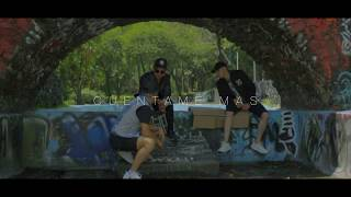 Cuéntame más // Go Golden Junk ft Aleman & Yoga Fire // Angel Rodriguez