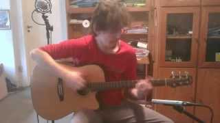 Drifting - Andy McKee (Cover by Danilo Faria)
