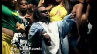 Geto Boys - Yes Yes Y'all UNCUT Music Video