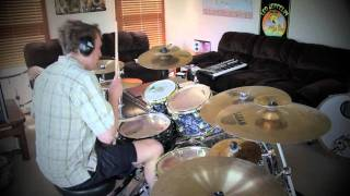 Jeff Curry - Lovely Bloodflow - Baths (HD drum cover)