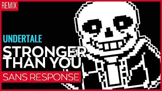 Stronger Than You (Sans Response) Kuraiinu feat. Xayr