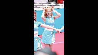 [170701] 우주소녀(WJSN) 해피(HAPPY) 선의 직캠(Fancam) By SuYa @신촌게릴라공연