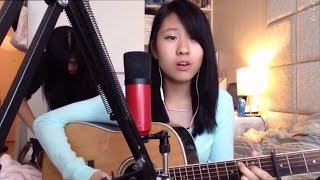"""Paramore-'''Last Hope'' / """"ain't it fun'' MASH UP COVER By Barbie Mak"""