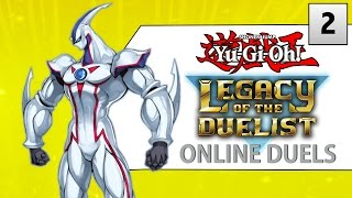 'AIR NEOS OTK!' - Yu-Gi-Oh! Legacy of the Duelist Online Duels V.S. Randoms Episode 2!