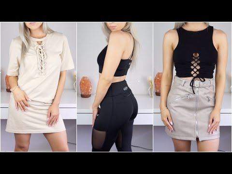 Clothing Try On Haul | Maniere De Voir