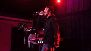 Elhae Performs live in Birmingham England! #4