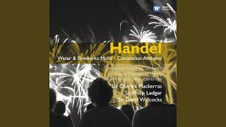 Music for the Royal Fireworks, HWV 351: IV. La Réjouissance