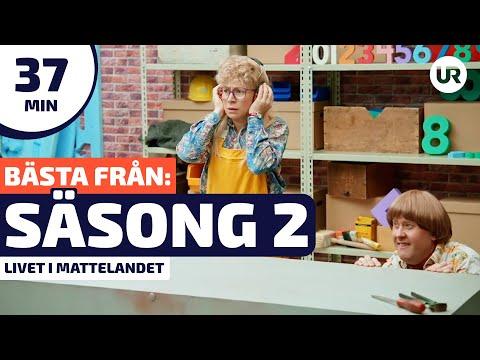 Livet i Mattelandet - Det bästa från säsong 2