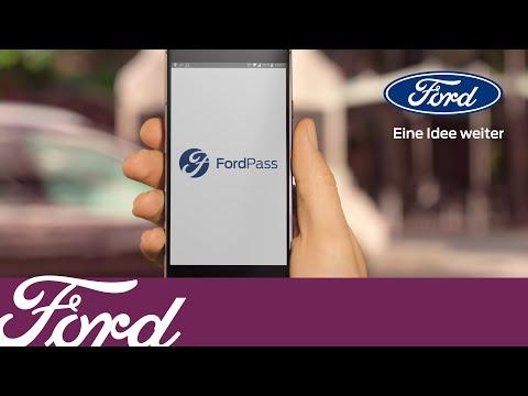 So aktivieren Sie Ihr FordPass Connect-Modem | Ford Austria