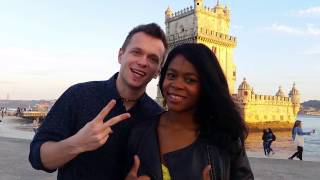 Pawel & Marly - Where to dance in Lisbon