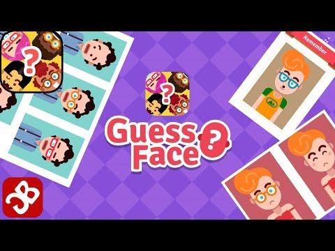 Guess Face - Endless Memory Training Game - iOS/Android - Gameplay Video