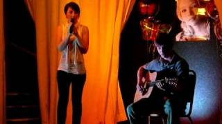 'Yellow' Coldplay LIVE ACOUSTIC Bex & Cal Lovatt