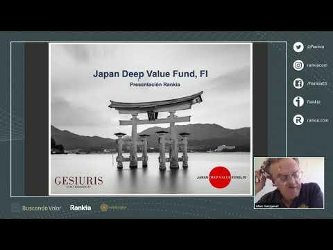 Marc Garrigasait es gestor de Gesiuris, donde gestiona Japan Deep Value y Kaola SICAV. Nos explica cuáles son los factores que han hecho que decante por invertir en Japón, concretamente en pequeñas y medianas empresas japonesas