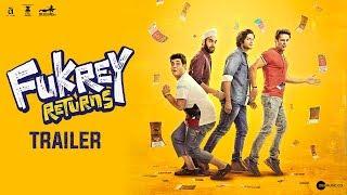Fukrey Returns   Trailer   Pulkit Samrat   Varun Sharma   Manjot Singh   Ali Fazal   Richa Chadha width=